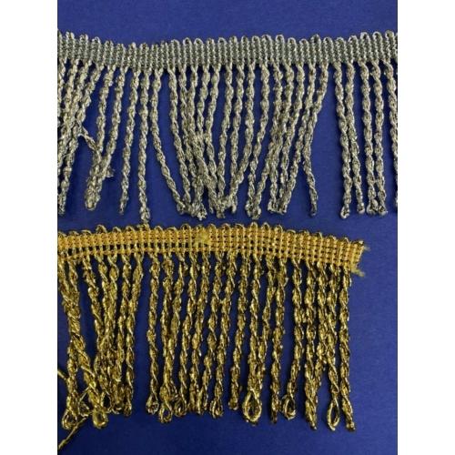 8cm arany-ezüst rojt
